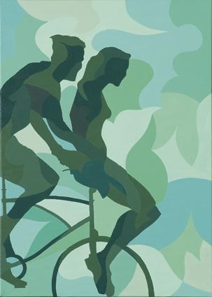 meglio in bici :-)