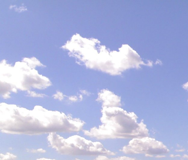 nuvoled'estate…