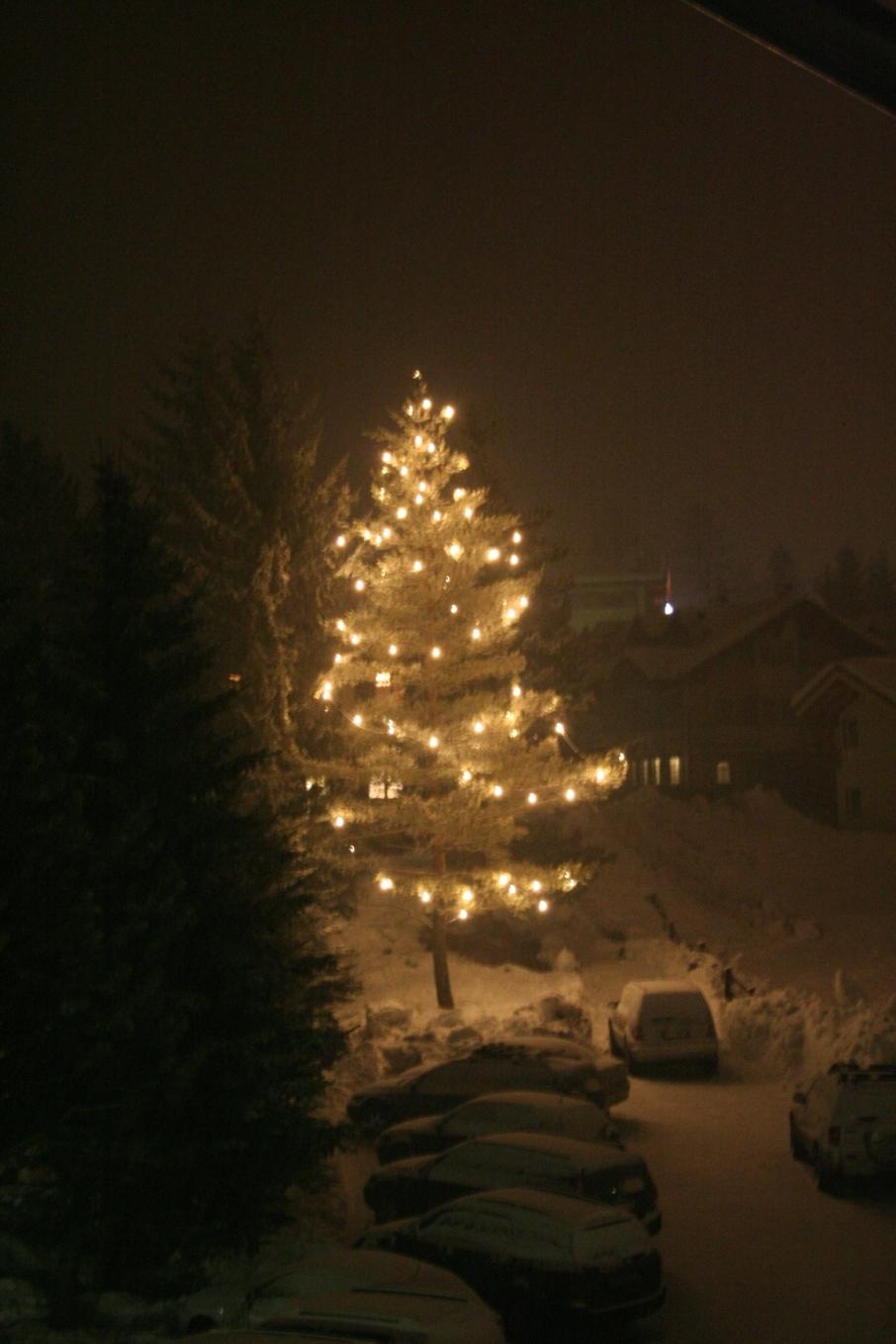 neve di Capodanno