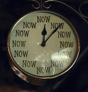 il tempo...è adesso