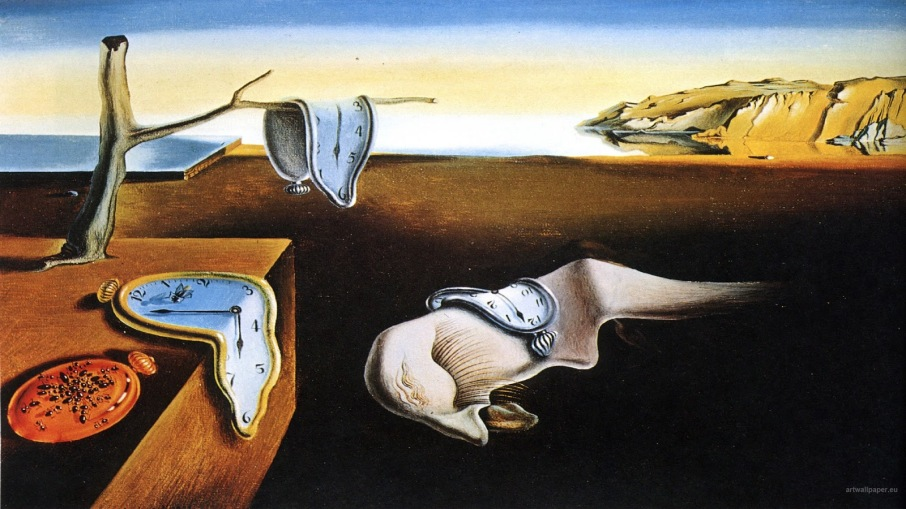 the-persistence-of-memory-surreal-art-by-salvador-dali